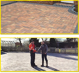trusted block paving company